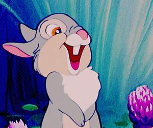 animals, animation, and bambi image