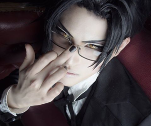 cosplay and claude faustus image
