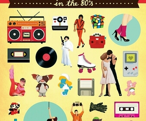 1980s, 80s, and dirty dancing image