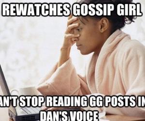 dan, girl, and humphrey image