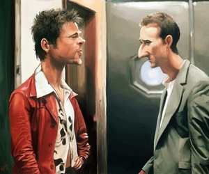1999, art, and fight club image