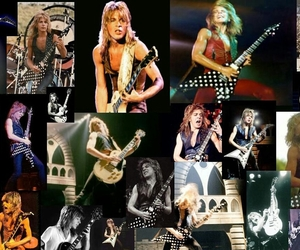 classical, guitarist, and rock image