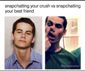 dylan o'brien, funny, and teen wolf image