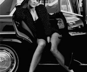 black, car, and classy image