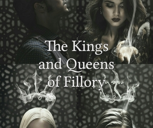 crowns, kings, and queens image
