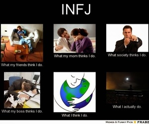 personality and infj image