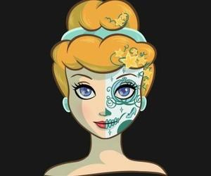 disney, cinderella, and princess image