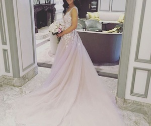 beautiful, beauty, and gown image