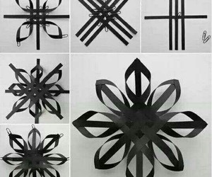 diy and snowflake image