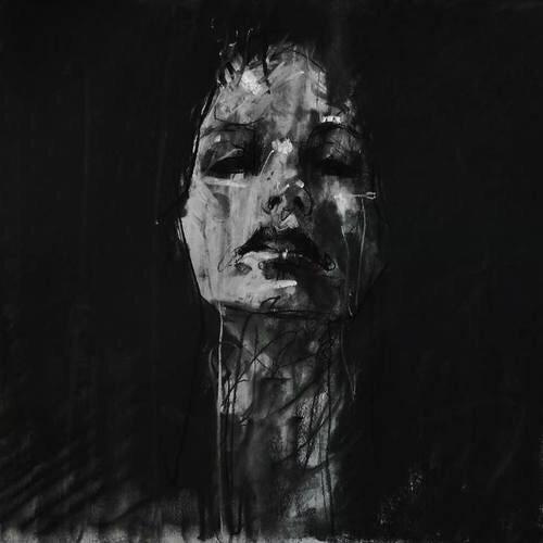art, broken, and feeling image