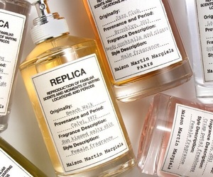perfume, fragrance, and replica image