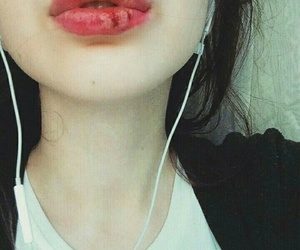 lips and blood image