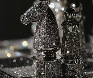 chess and diamond image