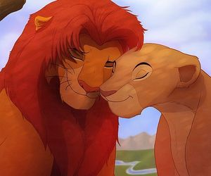 the lion king, el rey leon, and disney image