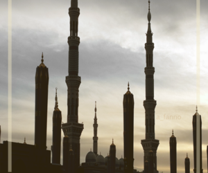 arabic, islamic, and mosque image