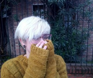 aesthetic, cold, and glasses image