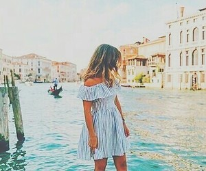 fashion, travel, and summer image