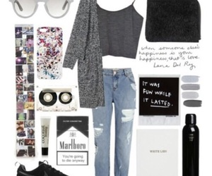 internet, outfit, and rock image