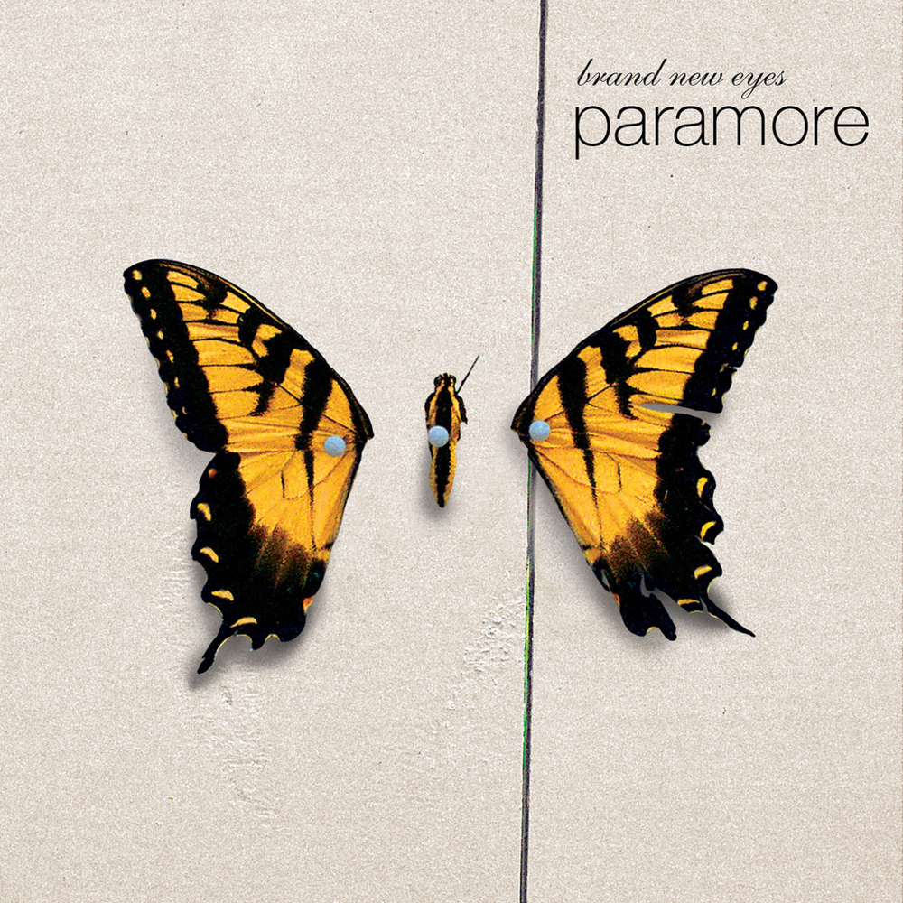 paramore, brand new eyes, and music image