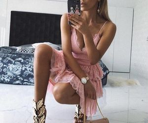 glam, luxury, and shoes image