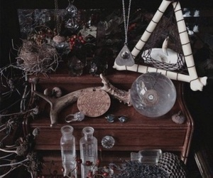 witch, wicca, and magic image