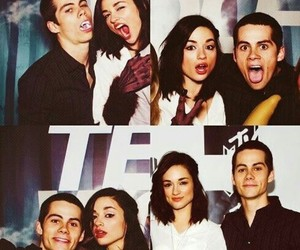 actor, Collage, and teen wolf image