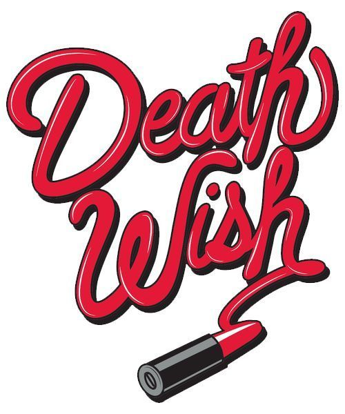 lipstick, wish, and death image