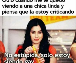 frases, gay, and memes image