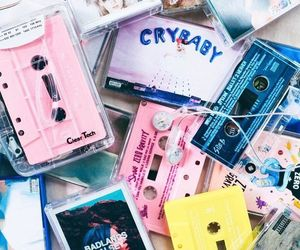 music, aesthetic, and halsey image