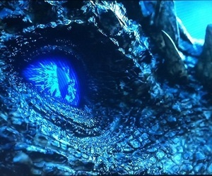 dragon, got, and game of thrones image