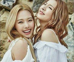 jiwoo, jeon somin, and somin image