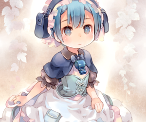 anime, made in abyss, and maruruk image