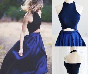 dress, prom dress, and formal dress image