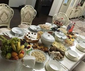 cake, eid, and food image