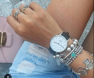 arm candy, bracelets, and charms image