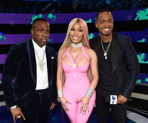 nicki minaj, vma, and yo gotti image