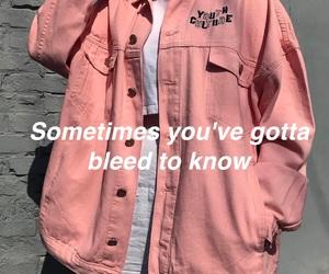 aesthetic, edit, and lyric image