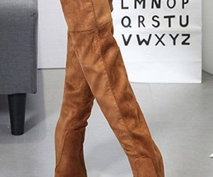 boots, stiletto, and fashion image