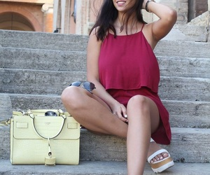 blogger, italy, and travel image