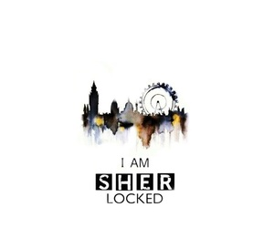 iphone, sherlock, and wallpapers image