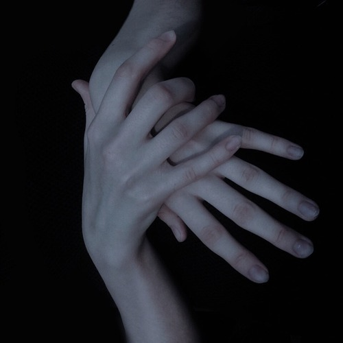 hand, hands, and pale image