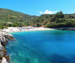 summer, Greece, and lefkada image