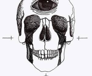 skull, eyes, and mind image