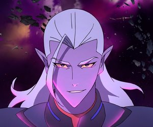 Voltron and prince lotor image