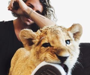 animal, love, and boy image