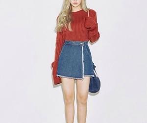 style, fashion, and skirts image
