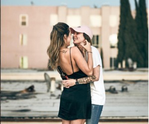 lesbian, couple, and lgbt image