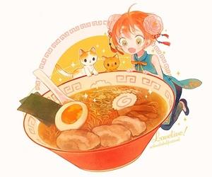 anime girl, japan, and kawaii image