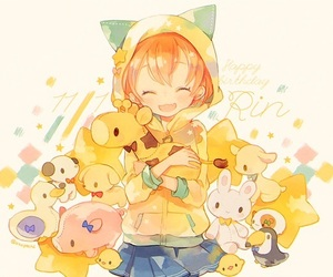 anime, pastel, and love live image
