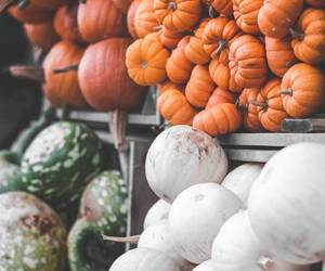 August, autumn, and Halloween image